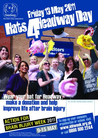 Hats4Headway